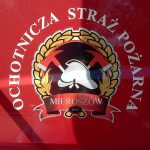 Straża Pożarna z OSP w Mieroszowie